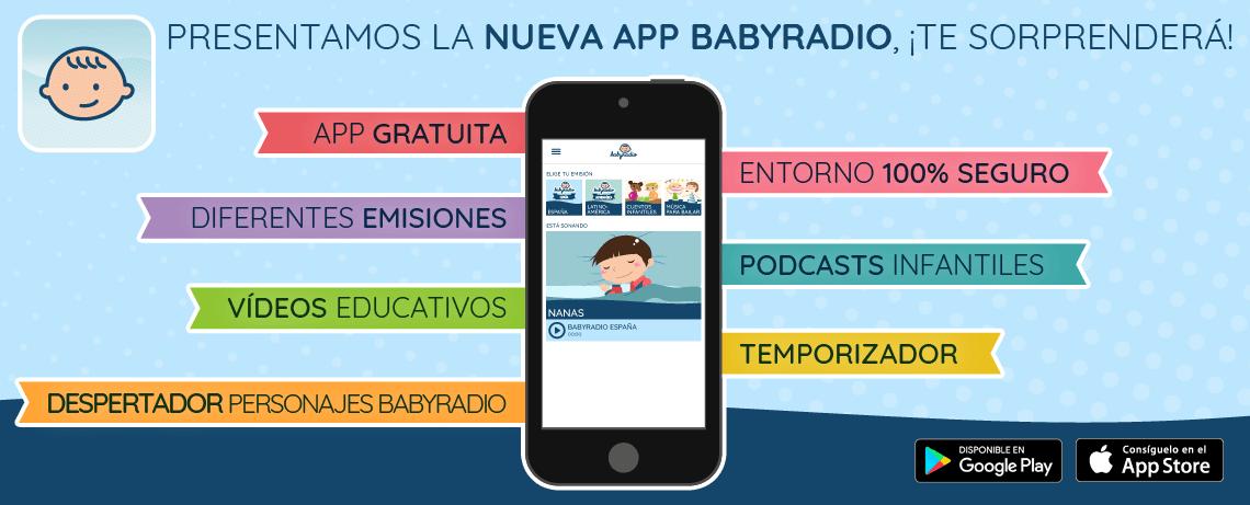 Apps Babyradio